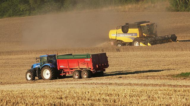 Zastosowanie ciągników rolniczych